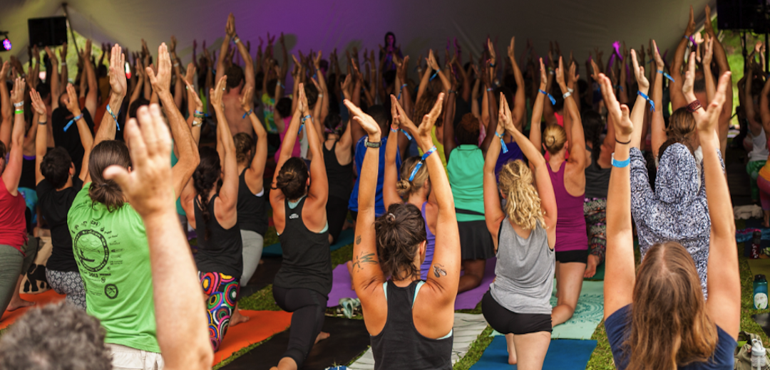 7 Reasons to Attend Floyd Yoga Jam